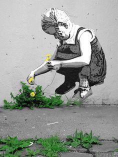 Kurznachzehn  - street artist