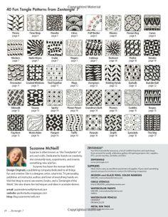 Zentangle 7: Inspiring Circles, Zendalas & Shapes: Suzanne McNeill: 9781574213614: Amazon.com: Books