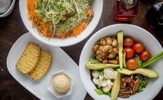 La riqueza de los vegetales marca la pauta para una aventura en la que la frescura va en sintonía con una fiesta de sabores