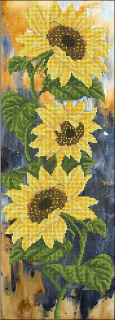 Цветок солнца 31115