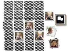 Pics of your own family and friends Memory Game, Pinhole Press