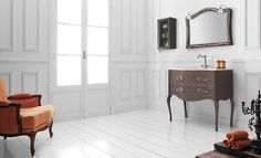 Fiora bathroom furniture and Radiators in all sizes, shapes and colours to mirrors, accessories and tops in a choice of materials.@ Aquarooms Bathrooms Barnet