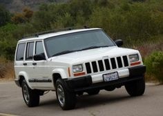 1999 Jeep Cherokee Sport love it own one will keep