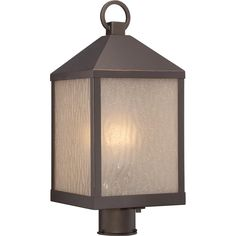 Kichler lighting 49074bstfl atwood 1 light 22 inch brown stone kichler lighting 49074bstfl atwood 1 light 22 inch brown stone fluorescent outdoor post products pinterest products aloadofball Images