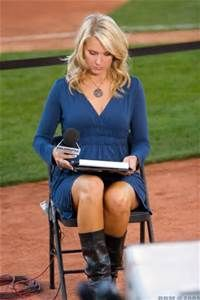 charissa thompson - BEST female reporter in the NFL    Bing images