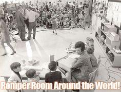 Romper Room in Virginia / Norfolk Romper Room Romper Room, Magic Mirror, Classic Tv, Kids House, Norfolk, Growing Up, Virginia, The Past, Around The Worlds