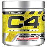 Cellucor C4 Original Pre Workout Powder Energy Drink w/Creatine Nitric Oxide & Beta Alanine Cherry Limeade 30 Servings