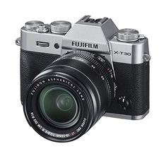 Fujifilm Digital Camera - Silver (Kit with R LM OIS Lens) for sale online Best Camera For Photography, Photography For Beginners, Editorial Photography, Street Photography, Food Photography, Kit, Camera Photos, Fuji X, 8 Bits