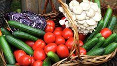 Овощи и зелень / Vegetables and greens                 Картофель (мужской род - м.р., eд.ч./ masculine, singular) / картошка (женский род - ж.р., eд.ч./feminine, singular) - potatoПример: