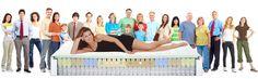 Welche Matratze bei Rückenschmerzen? ✅Sofort besser liegen & schlafen