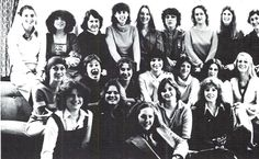 Sigma Kappa sorority at the UO 1977-78. From the 1978 Oregana (University of Oregon yearbook). www.CampusAttic.com