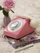 GORGEOUS VINTAGE TELEPHONE