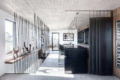 Duplex Penthouse and roof terrace in Tel Aviv, Tel-Aviv, 2015 - Gabrielle Toledano