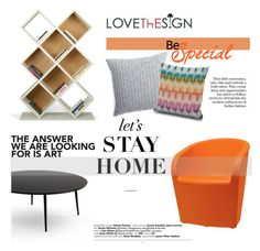 """""""LOVETHESIGN contest"""" by beenabloss ❤ liked on Polyvore featuring interior, interiors, interior design, home, home decor, interior decorating, Elvang, TemaHome, Metalmobil and Zone"""