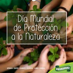 Hoy 18 de octubre es el Día Mundial de la Naturaleza.    En PROMANUEZ contamos con una amplia gama de productos pensados en tu salud y en el cuidado de nuestro ambiente. Encuéntralos aquí: www.promanuez.com.mx/productos