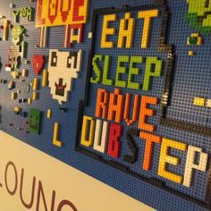 Play with our wall made of LEGO® bricks for your next stay! Submit the LEGO® masterpieces you make at YOTEL to win! We post our favorites every Monday! #masterpiecemonday #yotel #yotelny #nyc #LEGO® #play #mylegomasterpiece #eatsleeprave #yotelny #yotel #nyc #lego #legowall #play