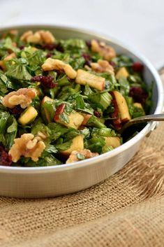 Fresh Salad Recipes, Veg Recipes, Whole Food Recipes, Vegetarian Recipes, Cooking Recipes, Healthy Recipes, Bistro Food, Appetizer Salads, Easy Salads