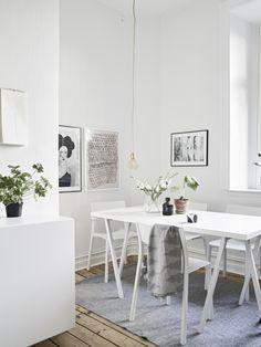 dining room / interior design