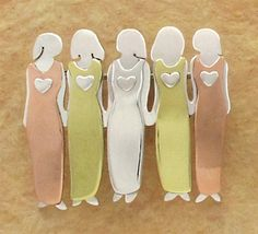 Five Sisters Whimsy Pin | Fair Trade Winds