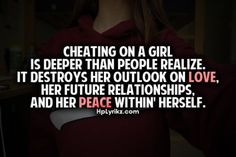 Cheating Quotes  (10)