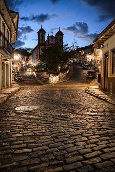 Ouro Preto, Minas Gerais, Brazil