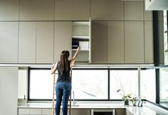 8 Secrets for More Storage in Your Home: Build High Ceilings