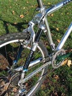 Vintage Bicycle Parts, Vintage Bicycles, Single Speed Mountain Bike, Mountain Biking, Mountian Bike, Road Bike Frames, Mtb Bike, Road Bikes, Cycling