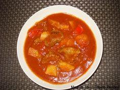 Filipino Recipe Mechado