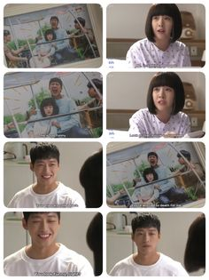 This scene  BEAUTIFUL GONG SHIM EP 15