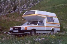 Bischofberger Motorcaravan