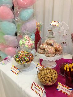 Carnaval Candy Table 5