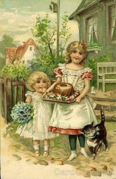 Vintage postcard (1906)