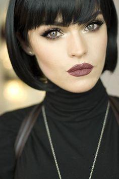 hair color – Great Make Up Ideas Hair Inspo, Hair Inspiration, Medium Hair Styles, Short Hair Styles, Great Hair, Hair Today, Hairstyles With Bangs, Hair Dos, Short Hair Cuts
