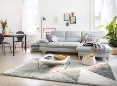 Wohnzimmer sand ~ Micasa wohnzimmer mit er sofa elser sand und salontisch emilia