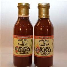 It's All About Bees Honey BBQ Sauce #grilling #grownebraska #buynebraska