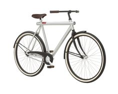 VANMOOF. Aluminium rust-free frame with a highly advanced solar powered LED light system built inside its tubes.
