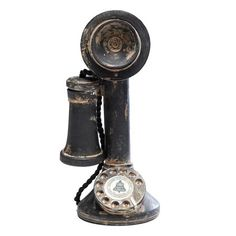 Teléfono antiguo de The Industrial Home