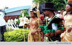 Nigerian Weddings: Akwa Ibom Traditional Engagement Wedding Attire, The Tradition, Culture & Attire |