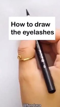 Art Drawings Sketches Simple, Pencil Art Drawings, Beautiful Drawings, Easy Drawings, Drawing Tips, Drawing Stuff, Sketch Art, Drawing Ideas, How To Draw Eyelashes