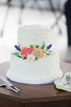 Cobalt Blue Amp Peach Wedding Color Inspiration Wedding