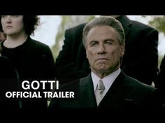 Gotti (2017) - Trailer - John Travolta, Kelly Preston | Životopisné | Trailery