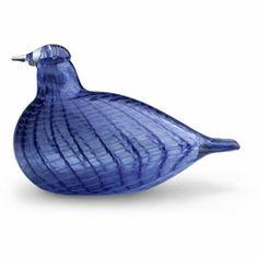Oiva Toikka Blue Bird