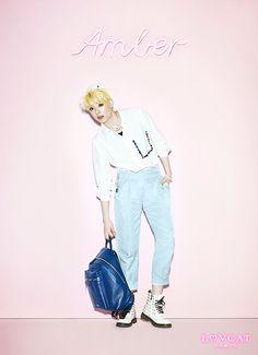 Fx Amber Sulli, Kpop Fashion, Asian Fashion, South Korean Girls, Korean Girl Groups, Amber Liu, Girl Costumes, Kpop Girls, Asian Girl