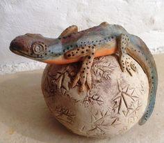Keramik Molch