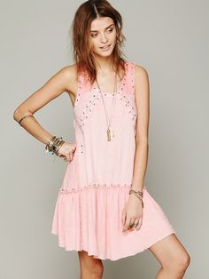 Free People Changing Tides Dress, 148.00  So me I can't believe that they just didn't ship it to me without having to order