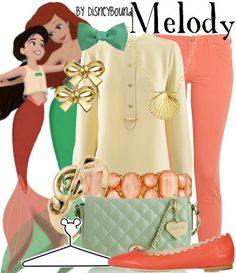 Disney Outfits Inspired By Your Favorite Characters Tenues Disney inspir… – The World Disney Character Outfits, Disney Themed Outfits, Character Inspired Outfits, Disney Dresses, Disney Clothes, Modern Disney Outfits, Disney Characters, Moda Disney, Disney Mode