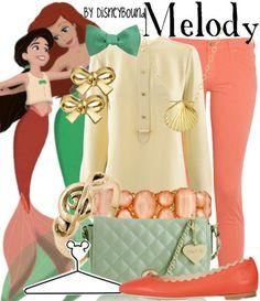 Disney Bound - Melody