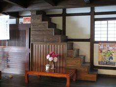 japansk trappemøbel