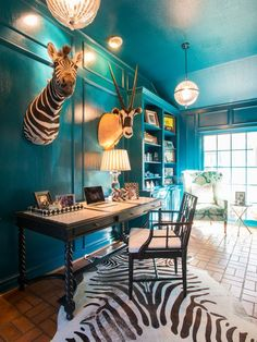 Sweet Home Office Ideas