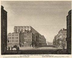 British Isles theater playbills: London, 1757-1870: Guide (Theatre Royal, Drury Lane)